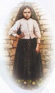 Lucía pastorcita Fátima