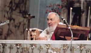 Misa del Padre Pio