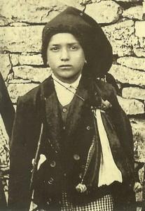 Pastorcito Francisco Fátima
