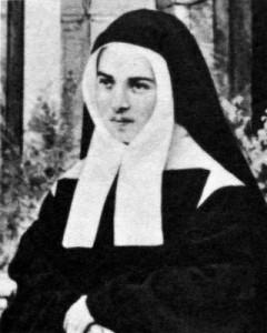 Santa Bernardita Religiosa