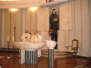 Sor Faustina y la Iglesia