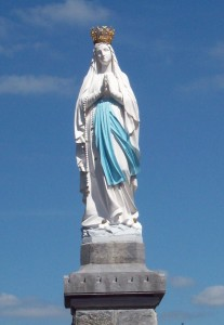 Vigen de Lourdes