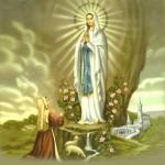 Virgen de Lourdes 2 (ft img)