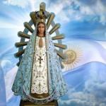 Virgen de Luján abanderada (ft img)