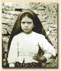 jacinta pastorcita Fátima