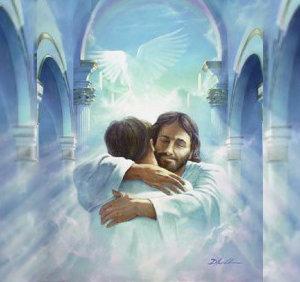 Abrazo de Dios (ft img)