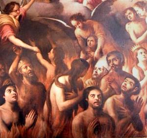 Almas del purgatorio (ft img)