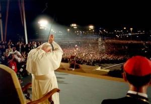 Juan Pablo II luz de la Iglesia