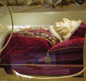 Papa Juan XXXIII incorrupto (ft img)