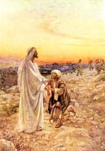 Curado por Jesús