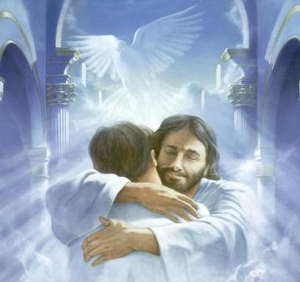 Abrazo con Jesús (ft img)