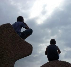 mirar al cielo (ft img)