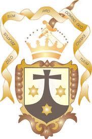 Escudo de la Orden de los Carmelitas