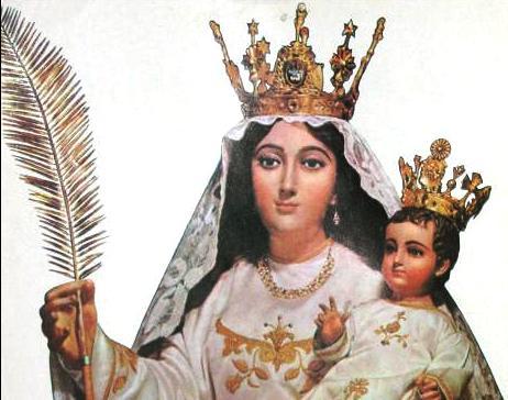 Nuestra Seora de La Paz  Patrona de El Salvador  Reina del Cielo