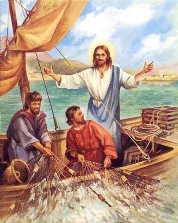 Jesús-en-la-barca