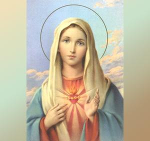 Inmaculado Corazón de María 2 (ft img)