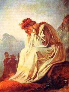 La bella señora de Salette