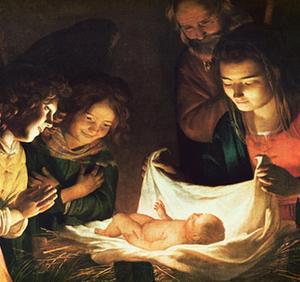 Adoración al Niño Dios (Ft img)