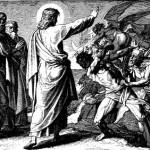 Jesús expulsa a los demonios (ft img)