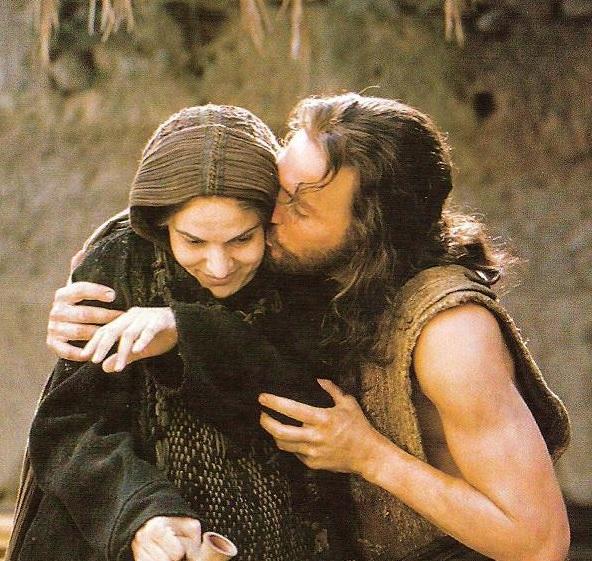 Resultado de imagen de jesus y su madre