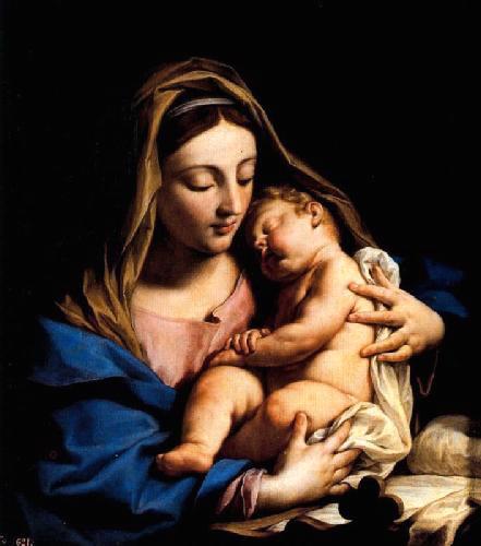 La Virgen y el Niño 2