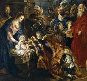 Adoración de lo Reyes (ft img)