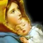 Virgen María y el niño (ft img)