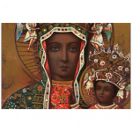 Virgen Negra de Polonia (Ft img)