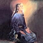 Oración de la Virgen (ft img)