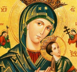 Virgen del Perpetuo Socorro (ft img)