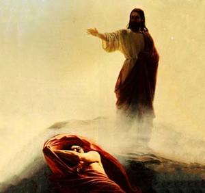 Jesús vence al demonio (ft img)