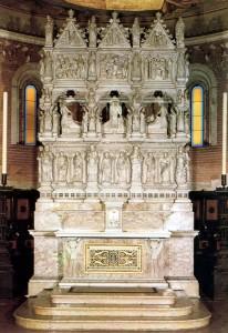 Tuma de San Agustín