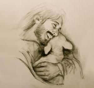 Jesús sonriendo (ft img)