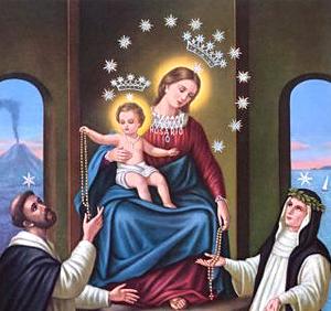 Nuestra seora del rosario de pompeya italia reina del cielo nuestra seora del rosario de pompeya ft img altavistaventures Choice Image