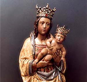 Virgen del a Almudena (ft img)