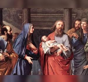 Presentación de Jesús en el templo (ft img)