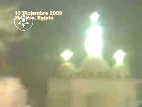 Supuesa aparición de la Virgen en El Cairo 2