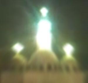 Supuesa aparición de la Virgen en El Cairo (ft img)