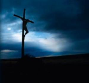Jesús en la cruz (ft img)