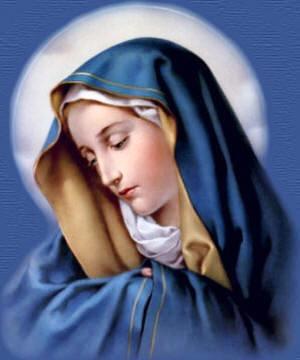La Virgen María 3