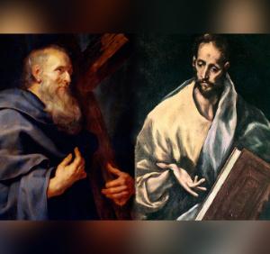 Santos Felipe y Santiago apóstoles (ft img)