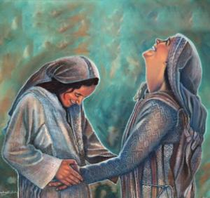 Visitación de la Virgen María (ft img)