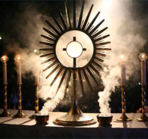 Jesús Sacramentado (ft img)