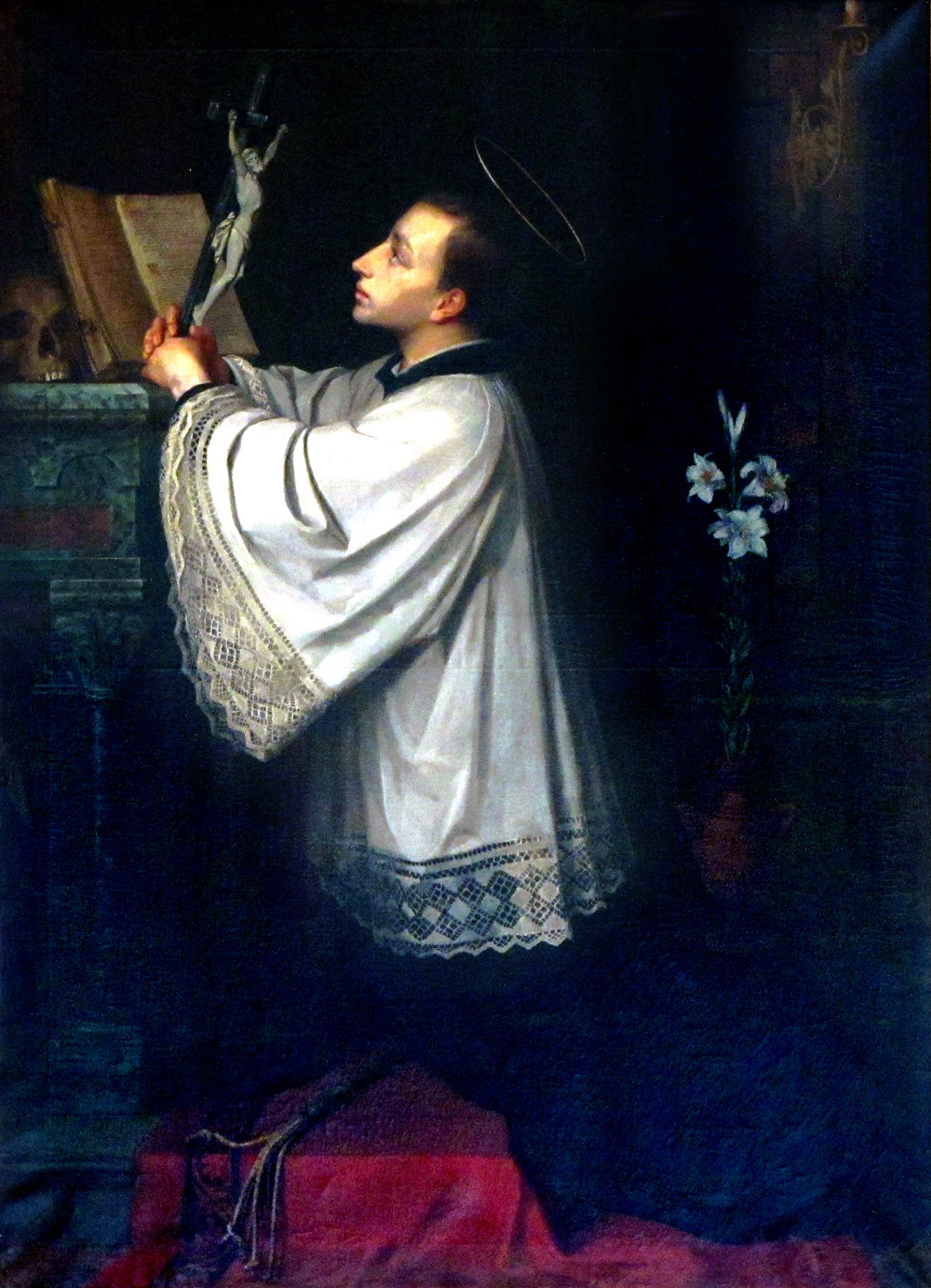 Resultado de imagen para San Luis Gonzaga-21 Junio