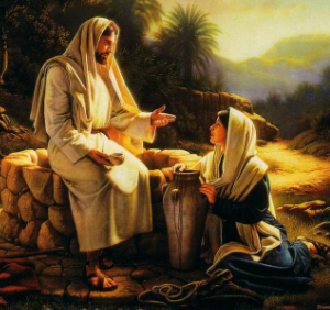 A los pies de Jesús (ft img)