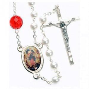 rosario virgen que desata nudos