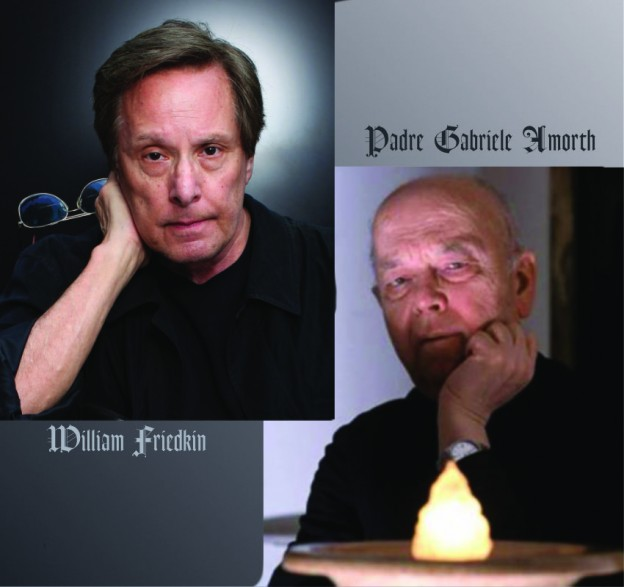 Padre Amorth - William Friedkin (ft img)