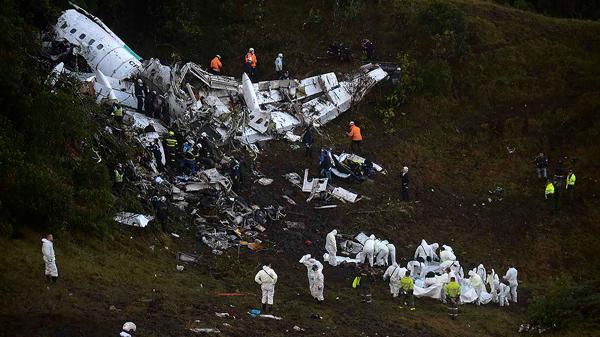 tragedia aerea