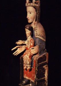 Señora de Maritxell