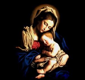 Virgen Madre (ft img)